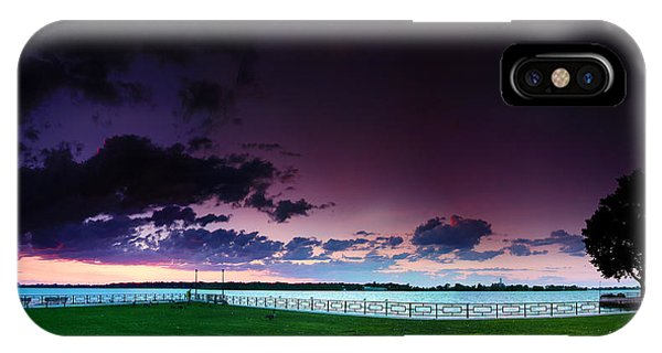 Canada Goose iPhone Case - Park Pano by Cale Best