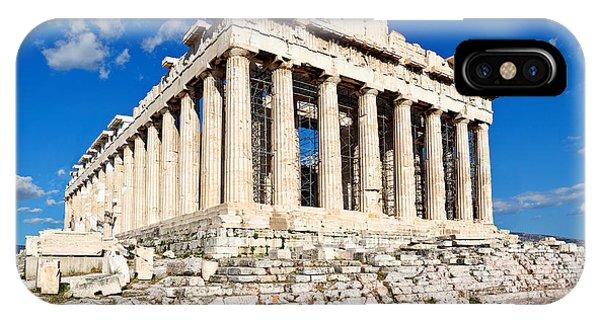 Parthenon - Greece Phone Case by Constantinos Iliopoulos