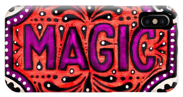 Party Magic  IPhone Case