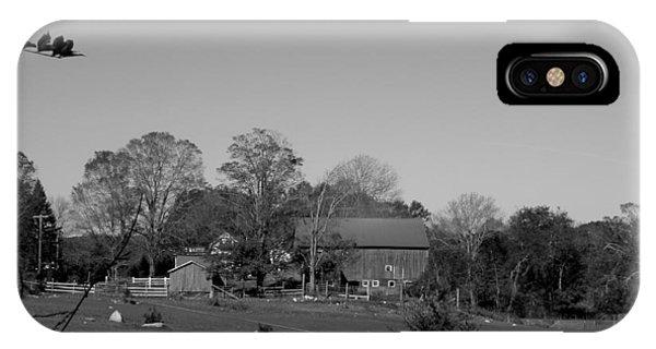 Pastures And Farm Phone Case by Kim Galluzzo Wozniak