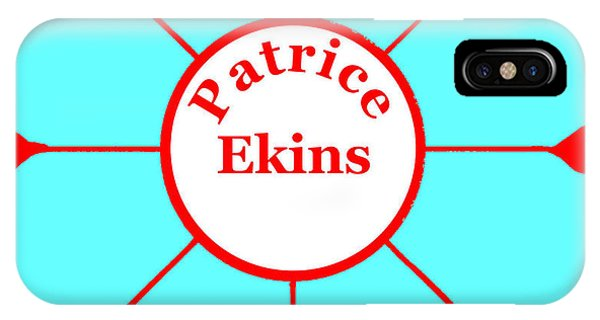 Patrice Ekins IPhone Case