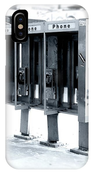 Pay Phones - Still In Nyc IPhone Case