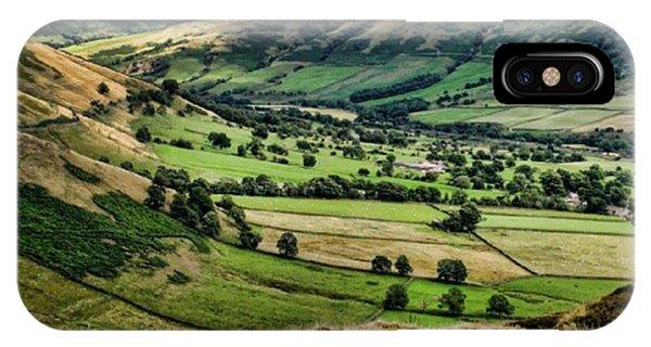 View iPhone Case - Peak District by Abbie Shores