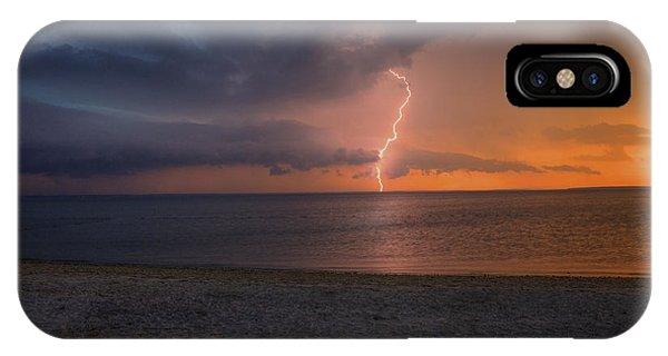 Peconic Bay Lightening IPhone Case