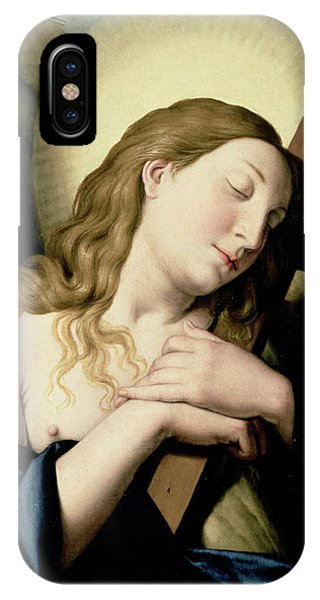 Religious iPhone Case - Penitent Magdalene by Il Sassoferrato