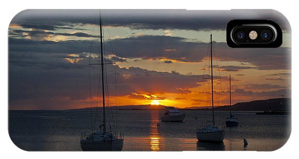 Perfect Ending In Puerto Rico IPhone Case