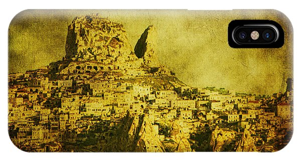 Cappadocia iPhone Case - Persian Empire by Andrew Paranavitana