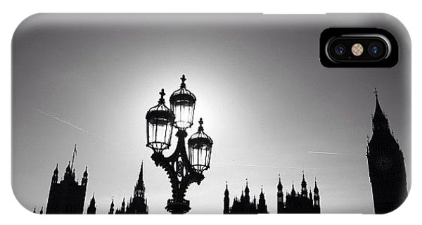 London iPhone Case - #photooftheday #natgeohub #instagood by Ozan Goren