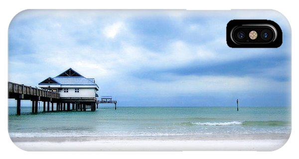 Pier 60 At Clearwater Beach Florida IPhone Case