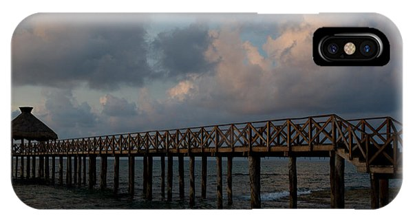 Pier Into Dawn IPhone Case