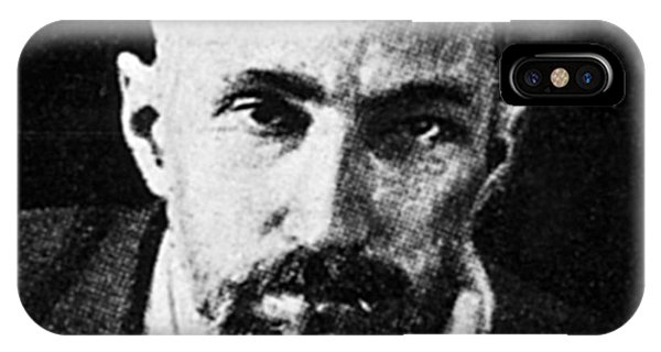 Pierre Curie, French Physicist IPhone Case