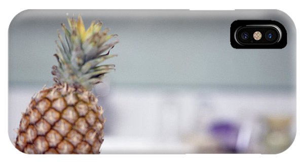 Pineapple iPhone Case - Pineapple And Oranges by Cristina Pedrazzini