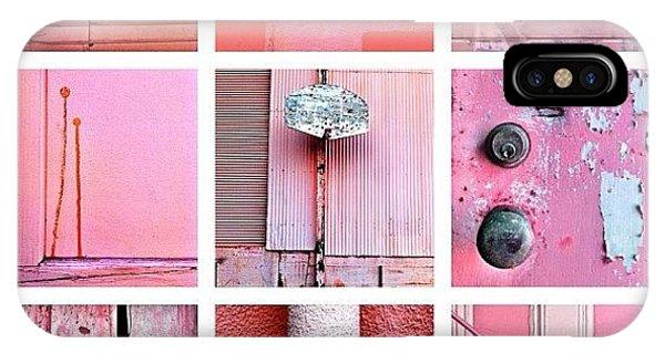 Color iPhone Case - Pink  by Julie Gebhardt