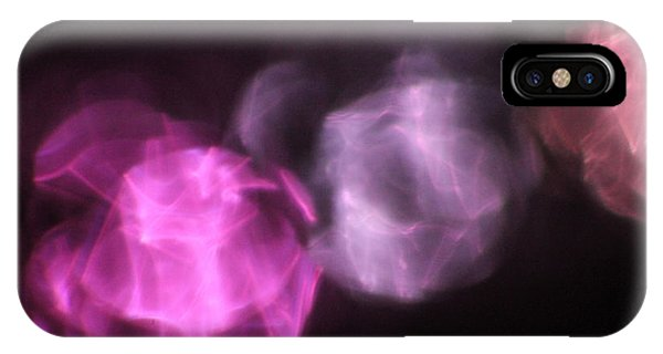 Pink Reflection IPhone Case