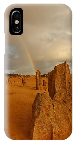Pinnacle Rainbow IPhone Case