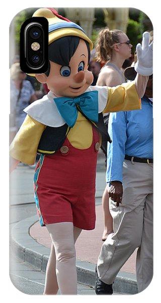 Pinocchio IPhone Case