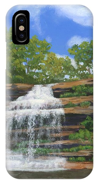 Pixley Falls IPhone Case