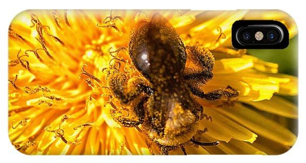 Pollinating IPhone Case