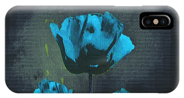Poppies iPhone Case - Poppies Fun 01 - Bb by Variance Collections