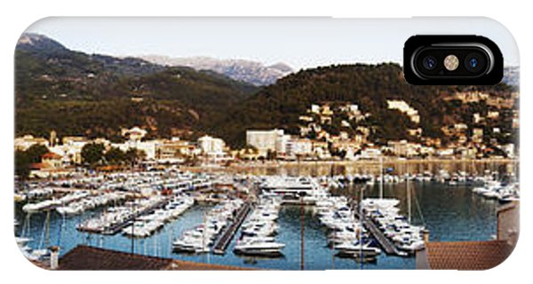 Port Of Soller IPhone Case
