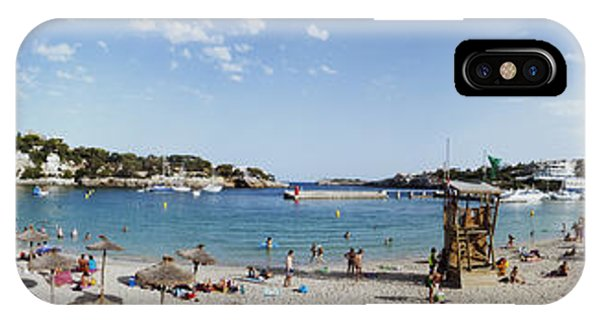 Porto Cristo Beach IPhone Case