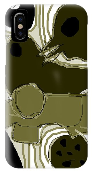 Poverty Point 1 IPhone Case