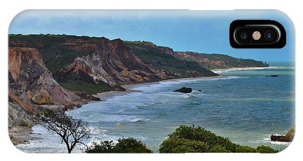 Praia De Tambaba - Paraiba IPhone Case