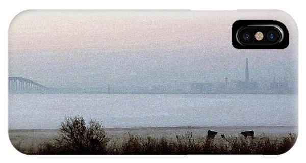 Pre-dawn Fog IPhone Case