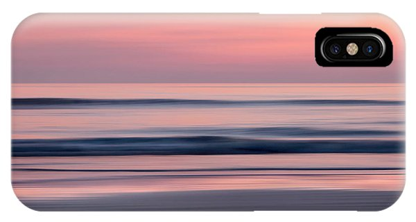 Predawn Surf I IPhone Case