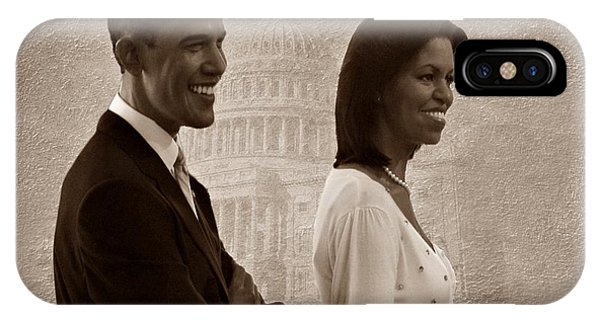 President Obama And First Lady S IPhone Case