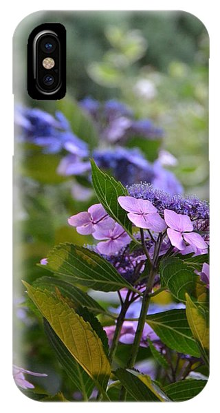Purple And Green IPhone Case
