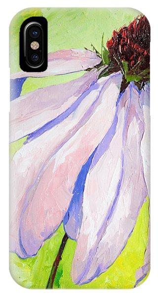 Purple Coneflower IPhone Case