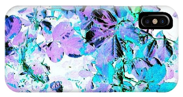 Impressionism iPhone Case - Purple Rose #android #andrography by Marianne Dow