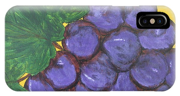 Purplest Purple IPhone Case