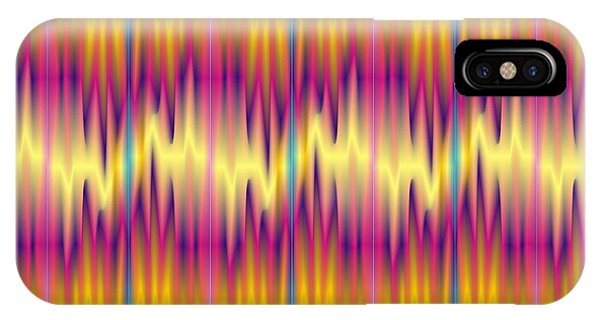 Quantum Medley 2 IPhone Case