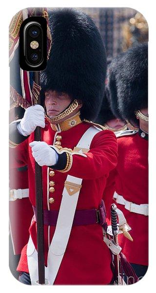 Queens Guards IPhone Case