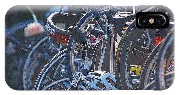 Racing Bikes IPhone Case