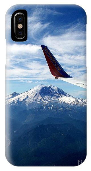 Rainier The Beautiful  4 IPhone Case