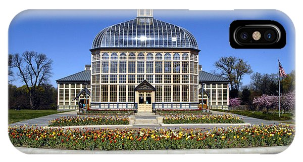 Rawlings Conservatory And Botanic Gardens Of Baltimore 1 IPhone Case