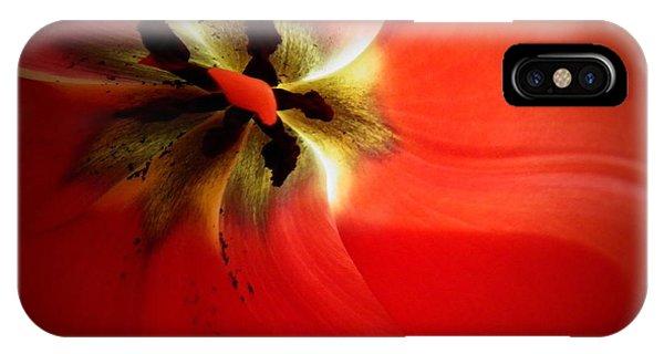 Red Dawn IPhone Case