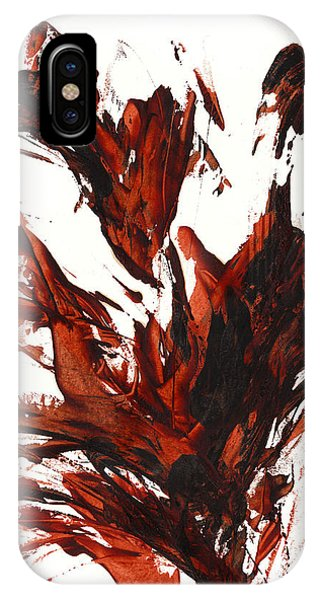Red Flame IIi 64.121410 IPhone Case
