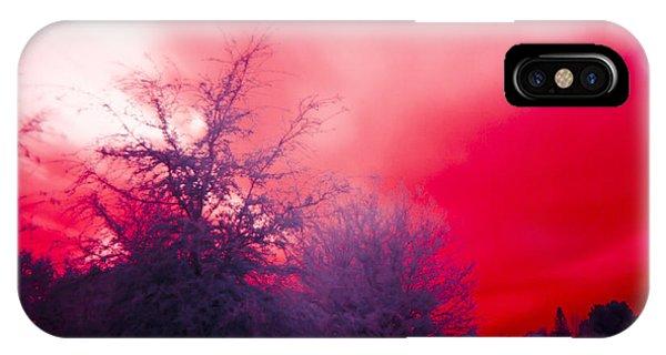 Red Phone Case by Nicholas Evans