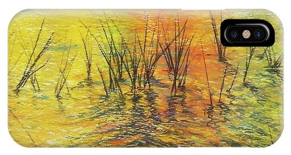 Reeds I IPhone Case