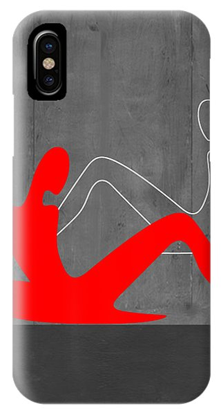 Relaxation IPhone Case