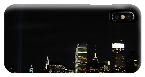Remember September 11th IPhone Case