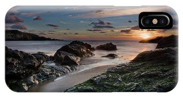 Rhosneigr Sunset  IPhone Case
