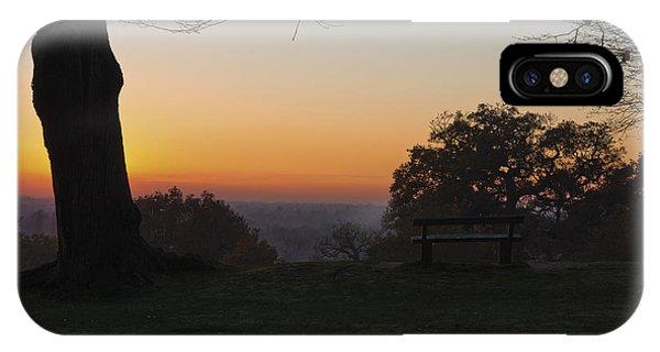 Richmond Sunset IPhone Case
