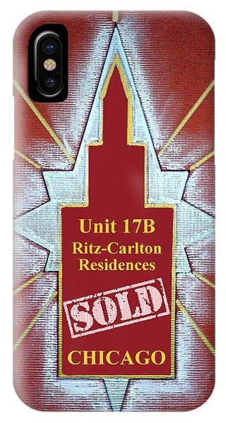 Ritz Carlton Sold IPhone Case