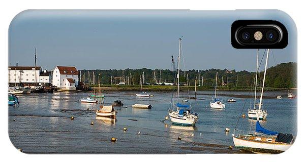 River Deben Estuary IPhone Case