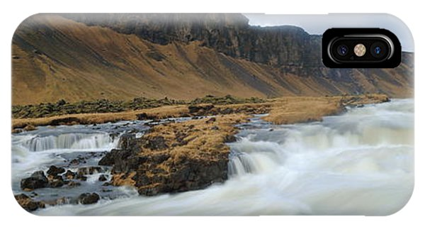 River Rapids Phone Case by Chris Madeley